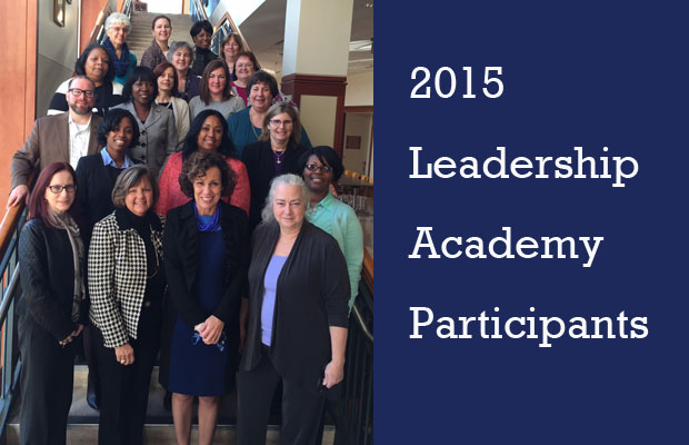 2015 Leadership Academy Participants